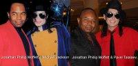 Встреча Павла Талалаева и Jonathan Phillip Moffett (барабанщик Майкла Джексона)